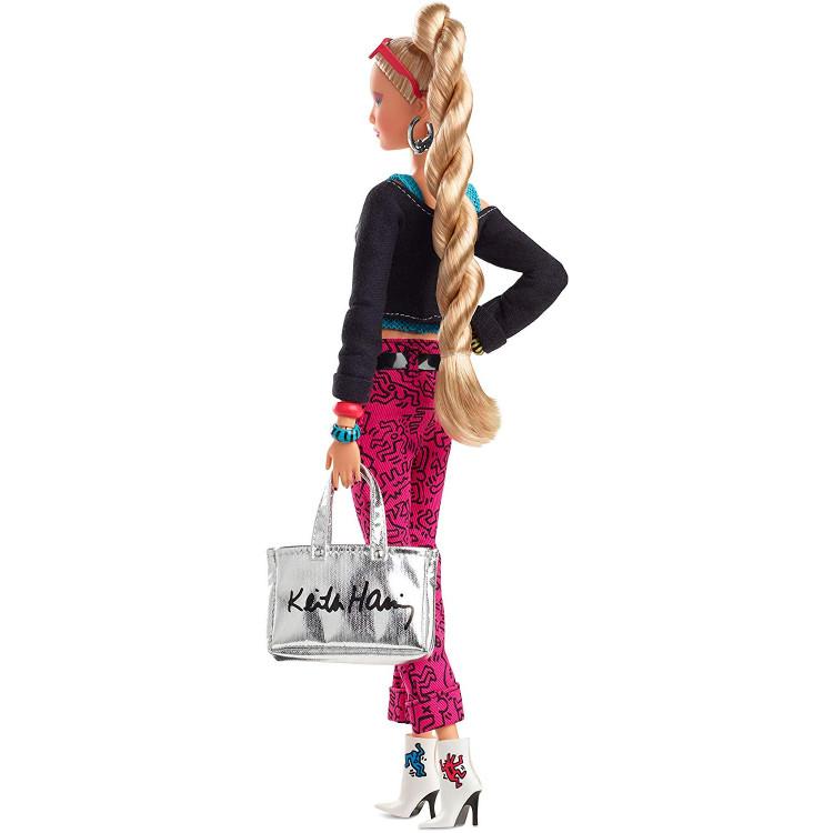 Кукла Барби коллекционная Кит Харинг Barbie X Keith Haring Doll