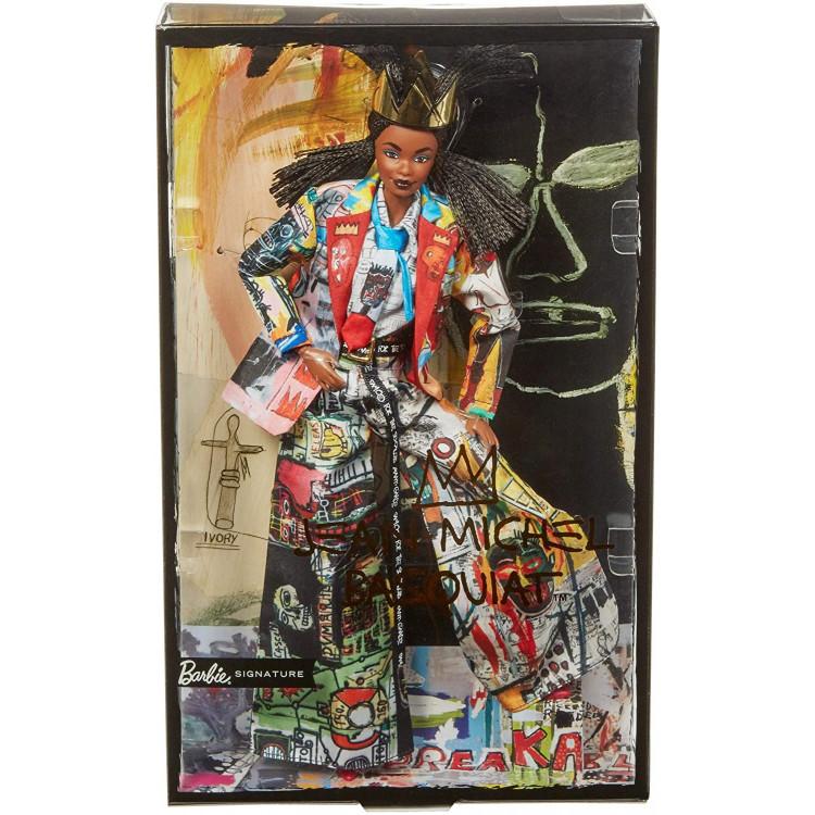 Кукла Барби коллекционная Жан-Мишель Баския Barbie Collector Jean-Michel Basquiat X Doll
