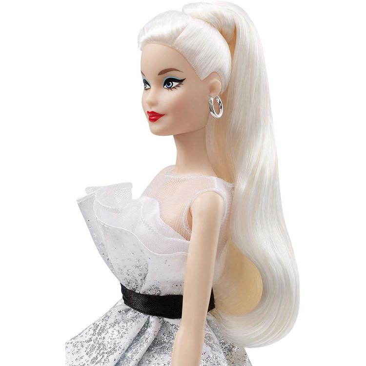 Лялька Барбі колекційна Barbie 60th Anniversary Doll, Blonde
