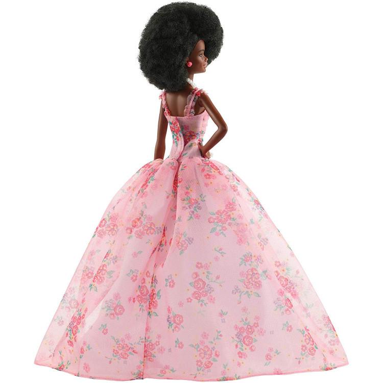Лялька Барбі Особливий день народження Barbie Collector 2019 Birthday Wishes Doll, Dark Hair