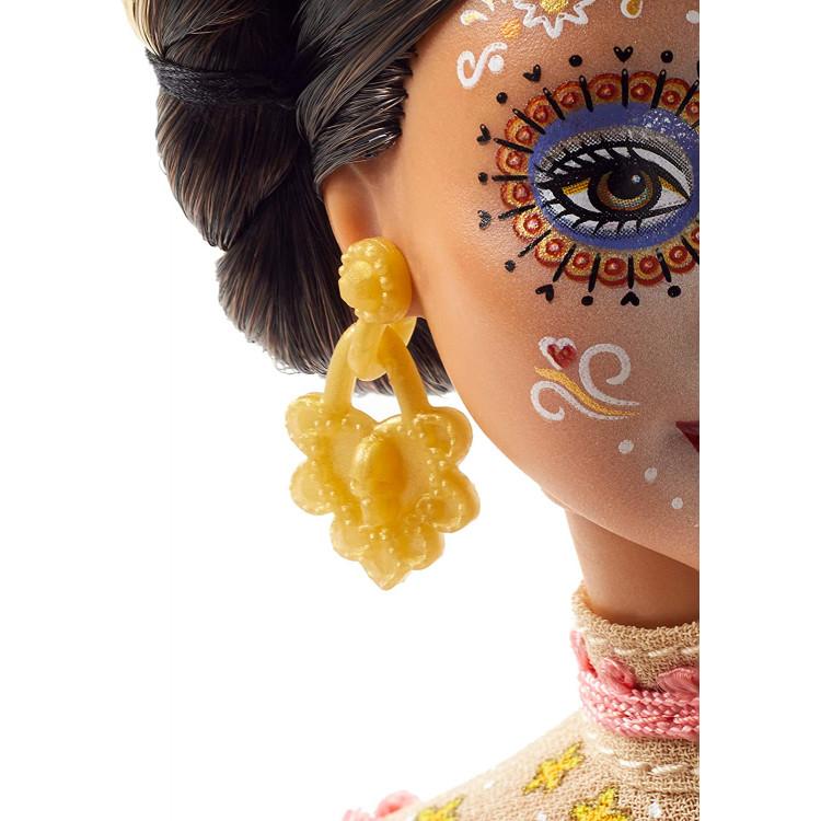 Лялька Барбі колекційна День мертвих Barbie Signature Dia De Muertos Pink 2020 Doll