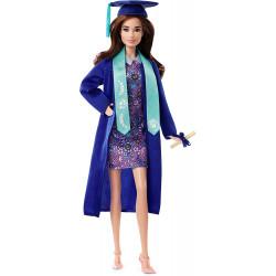 Кукла Барби коллекционная Выпускной день Barbie Graduation Day Doll, Long Brunette Hair