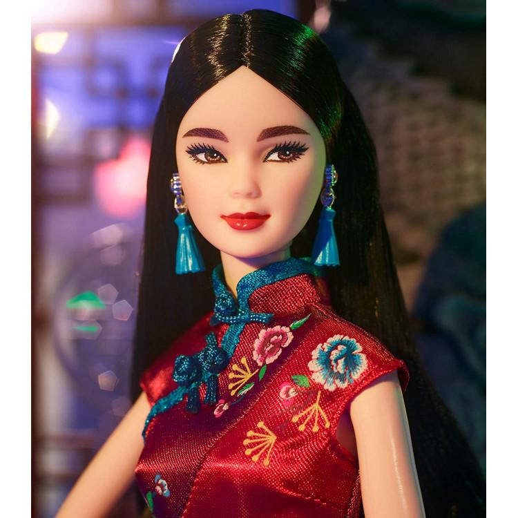 Лялька Барбі колекційна Китайський Новий рік Barbie Signature Lunar New Year Doll