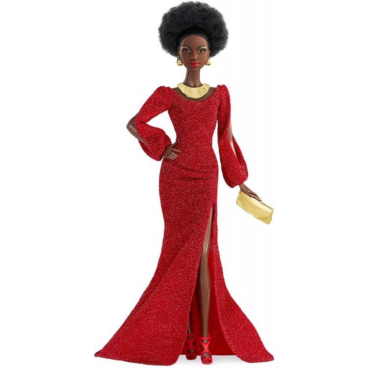 Кукла Барби коллекционная Первая темнокожая Barbie Signature 40th Anniversary First Black Doll