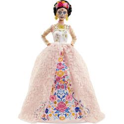 Кукла Барби коллекционная День мертвых в розовом Barbie Signature Dia De Muertos Pink 2020 Doll