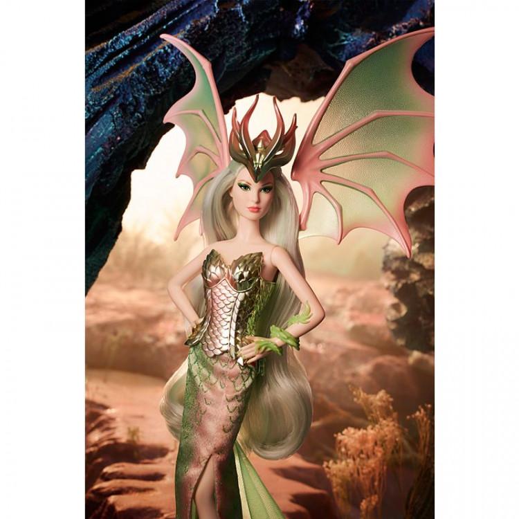 Лялька Барбі колекційна Імператриця Драконів Barbie Dragon Empress Mythical Muse Doll