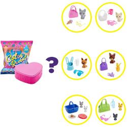 Питомец Барби Сюрприз Цветное перевоплощение Barbie Color Reveal Pet Set