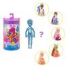 Лялька Барбі Челсі Сюрприз Кольорове перевтілення Barbie Color Reveal Chelsea Shimmer Series Doll with 6 Surprises