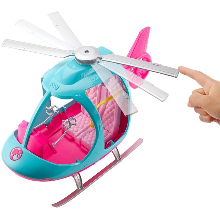 Барбі Вертоліт для подорожей Barbie Travel Helicopter