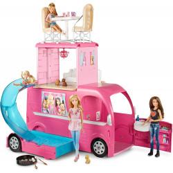 Игровой набор Барби Кемпер трейлер для путешествий Barbie Pop-up Camper