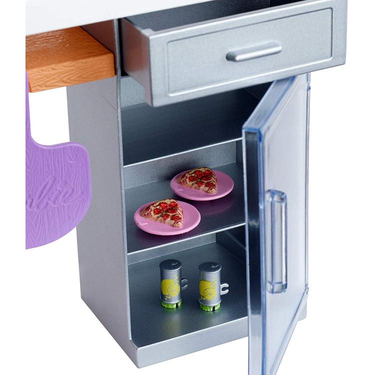 Ігровий набір Барбі Піч для піци Barbie Pizza Oven Playset