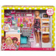 Ігровий набір Барбі супермаркет Barbie Supermarket Set Blonde