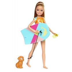 Барбі Стейсі магія дельфінів Barbie Dolphin Magic Stacie with Puppy Doll