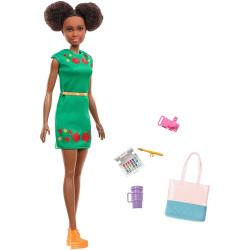 Кукла Барби Никки путешественница Barbie Dreamhouse Adventures Travel Nikki Doll