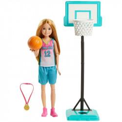Кукла Барби Стейси Баскетболистка Barbie Dreamhouse Adventures Stacie Basketball Doll