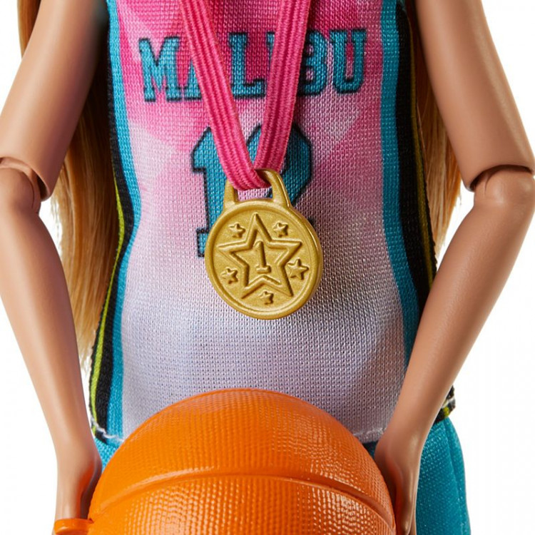 Лялька Барбі Стейсі Баскетболістка Barbie Dreamhouse Adventures Stacie Basketball Doll
