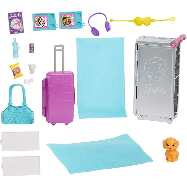 Ігровий набір Літак Мрії Барбі Barbie Dreamplane Playset