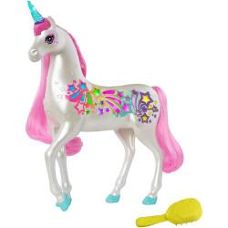 Сяючий єдиноріг Барбі Дрімтопія Barbie Dreamtopia Brush 'n Sparkle Unicorn