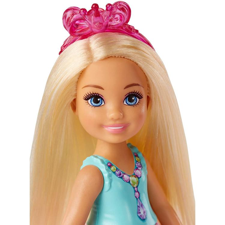 Кукла Барби Челси и Единорог Дримтопия Barbie Dreamtopia Chelsea Doll and Unicorn