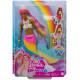 Кукла Барби Дримтопия Радужная Волшебная Русалка Barbie Dreamtopia Rainbow Magic Mermaid Doll, Dark