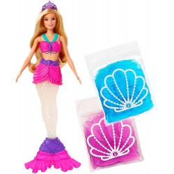 Лялька Барбі Русалочка слайм Дрімтопія Barbie Dreamtopia Slime Mermaid Doll