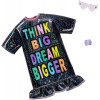 Одежда для кукол Барби Barbie Think Big Dream Bigger Black Dress Fashion Pack