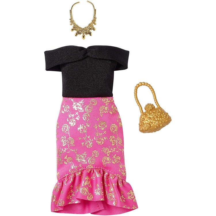 Барбі Одяг Barbie Complete Looks Mermaid Peplum Dress Fashion Pack