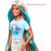 Лялька Барбі Фантазія волосся Русалка та Єдинорог Barbie Fantasy Hair Doll with Mermaid & Unicorn Looks, Brunette