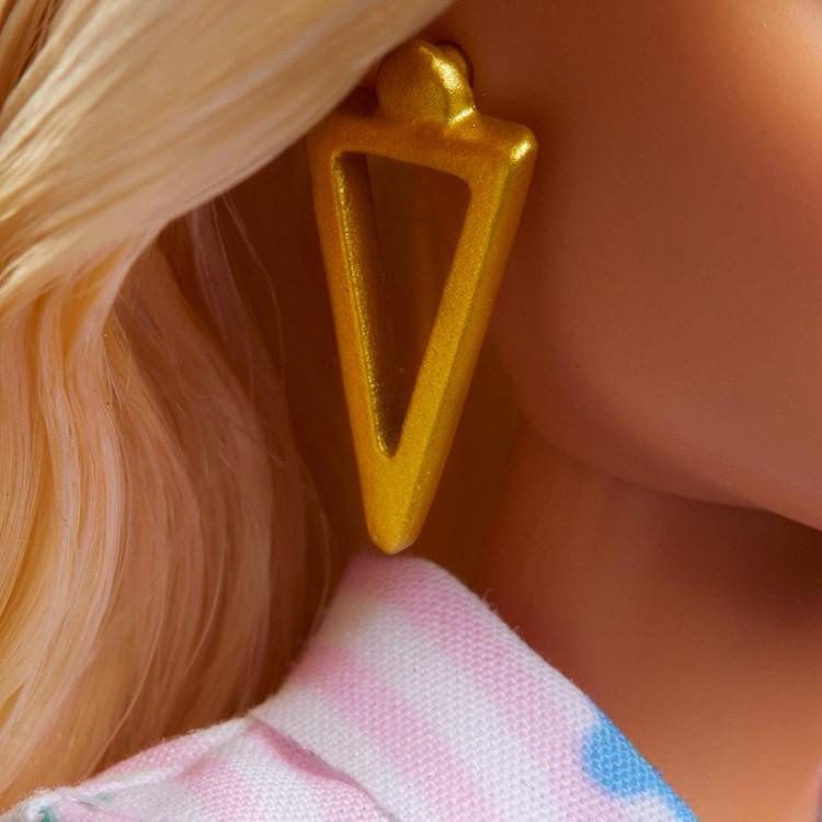 Кукла Барби Модница Barbie Fashionistas Doll, Pink Pattern Original Body Type 119