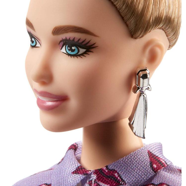Кукла Барби Модница Barbie Fashionistas Lavendar Kiss Doll 75