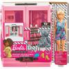 Игровой набор шкаф чемодан с куклой Барби Barbie Fashionistas Ultimate Closet Doll and Accessories