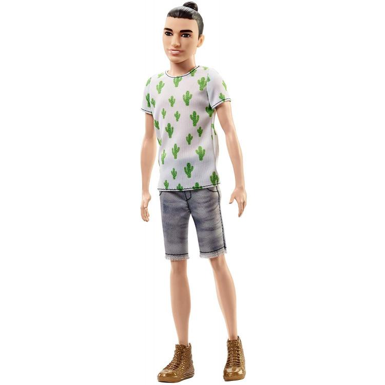 Кен Моднік Ken Fashionistas Doll Cactus Cooler 16