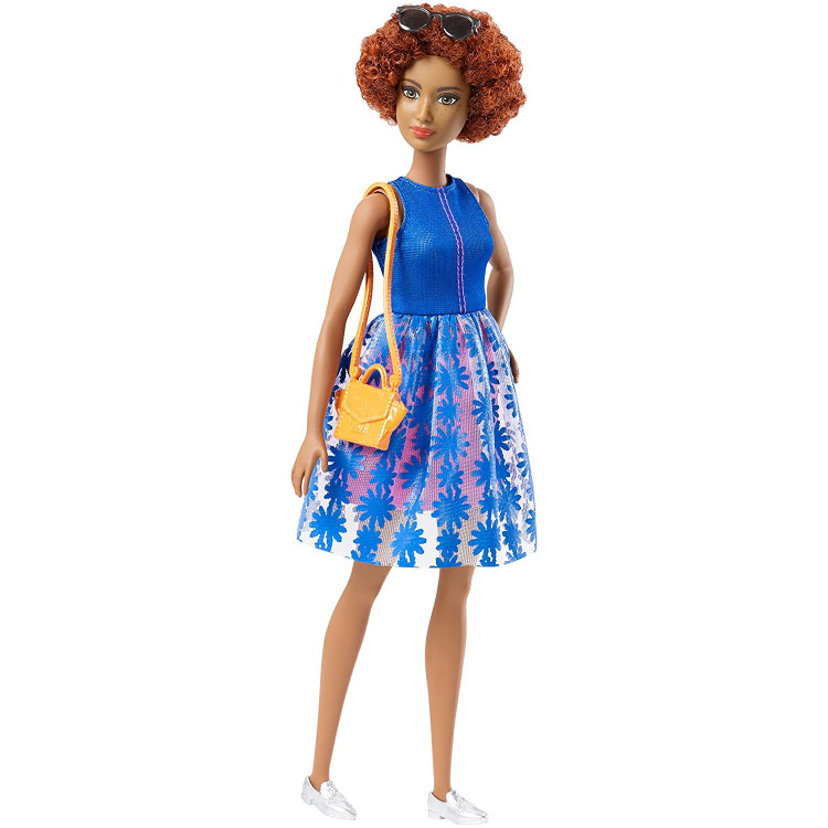 Кукла Барби Модница Barbie Fashionista Daisy Love Doll 100