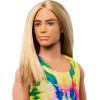Кен Моднік Ken Fashionistas Doll with Long Blonde Hair 138