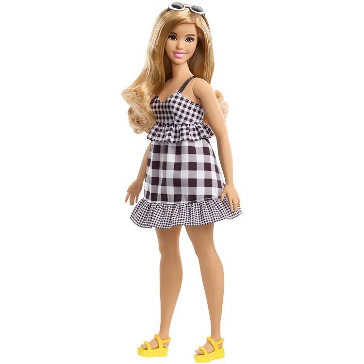 Барбі Модниця Barbie Fashionistas Check Me Out Doll 96 Curvy