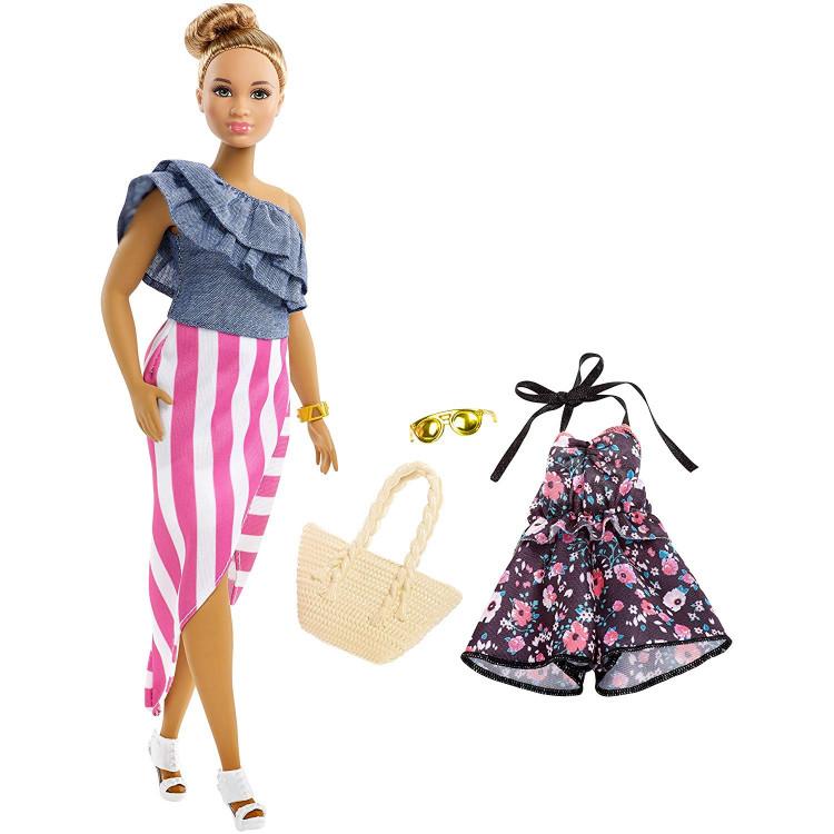 Барбі Модниця Barbie Fashionista Bon Voyage Doll 102
