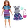 Кукла Барби Модница Barbie Fashionistas Rainbow Rave Doll 84
