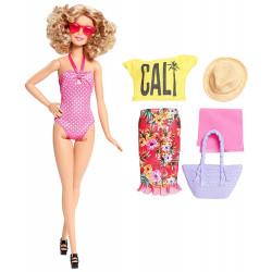 Кукла Барби Гламурный отпуск Barbie Glam Vacation Doll