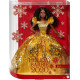 Кукла Барби коллекционная Праздничная Barbie Signature Holiday 2020 Doll, Black Curly Hair