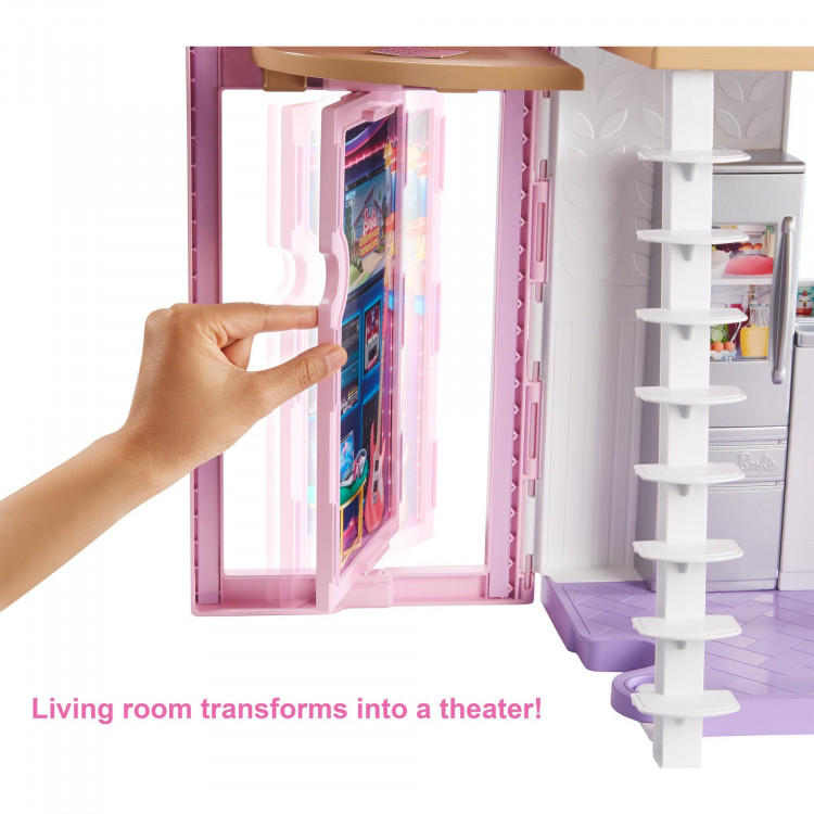 Ігровий набір Барбі Будиночок в Малібу Barbie Malibu House Playset