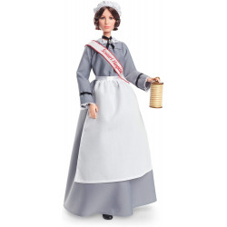 Кукла Барби Вдохновляющие женщины Флоренс Найтингейл Barbie Inspiring Women Florence Nightingale Collectible Doll