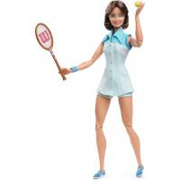 Кукла Барби Вдохновляющие женщины Билли Джин Кинг Barbie Inspiring Women Billie Jean King Collectible Doll