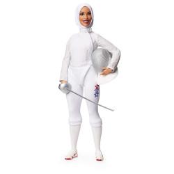 Кукла Барби Вдохновляющие женщины Ибтихадж Мухаммад Barbie Inspiring Women Ibtihaj Muhammad Doll