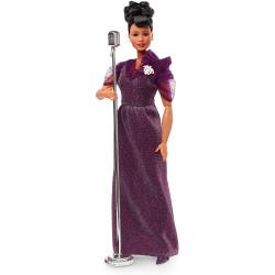 Кукла Барби Вдохновляющие женщины Элла Фицджеральд Barbie Inspiring Women Ella Fitzgerald Collectible Doll