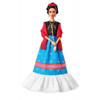 Кукла Барби коллекционная Фрида Кало Barbie Inspiring Women Frida Kahlo Doll