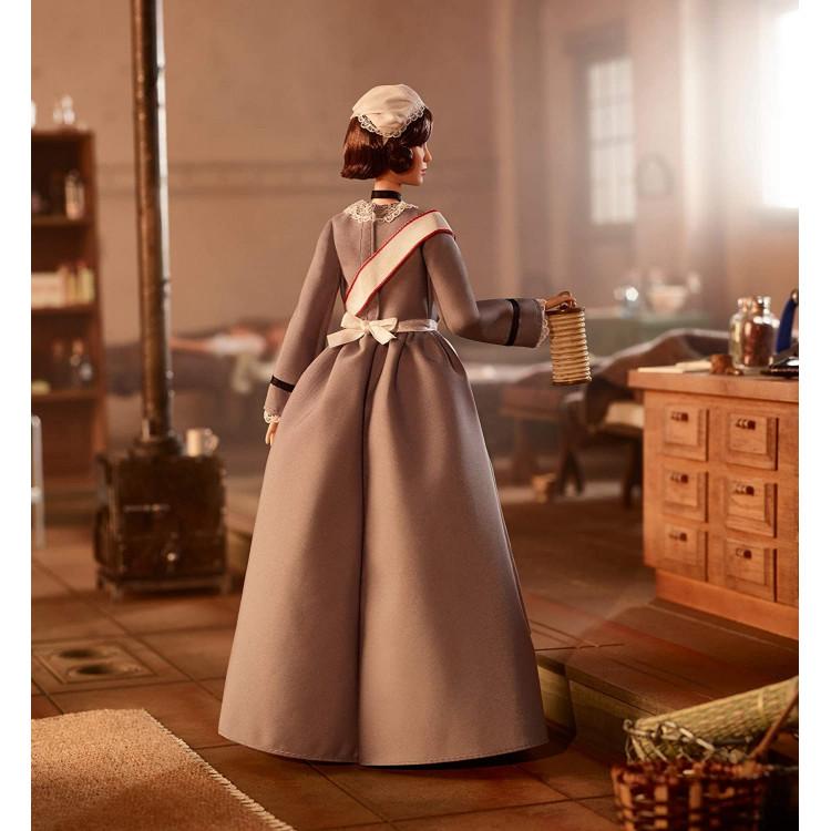 Лялька Барбі колекційна Флоренс Найтінгейл Barbie Inspiring Women Florence Nightingale Collectible Doll