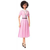 Кукла Барби Вдохновляющие женщины Кэтрин Джонсон Barbie Inspiring Women Katherine Johnson Doll