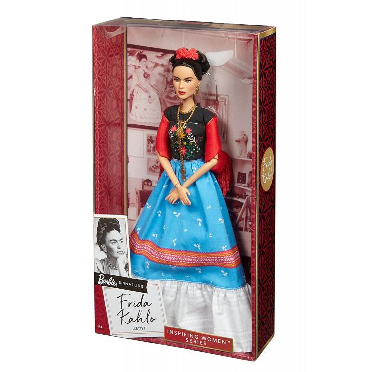 Лялька Барбі колекційна Фріда Кало Barbie Inspiring Women Frida Kahlo Doll