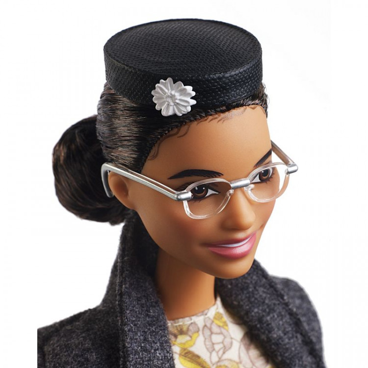 Кукла Барби Вдохновляющие женщины Роза Паркс Barbie Inspiring Women Rosa Parks Doll