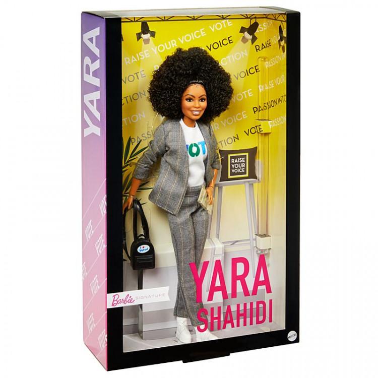 Кукла Барби коллекционная Яра Шахиди Barbie Yara Shahidi Shero Collector Doll